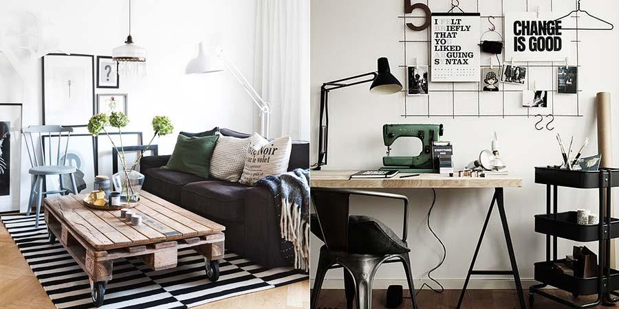 Decora o estilo industrial just lia por lia camargo - Mobiliario estilo industrial ...