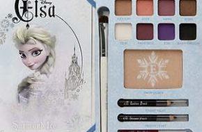 Maquiagem da Elsa by ELF