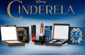 As maquiagens da Cinderella da View Cosméticos