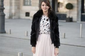 Look do dia: Rosa e preto