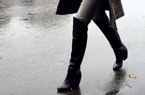 Como usar: Over the knee boots (cuissardes)