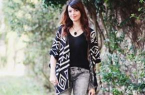 Look do dia: Poncho