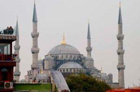 Istambul – Santa Sofia, Mesquita Azul, Cisterna da Basílica