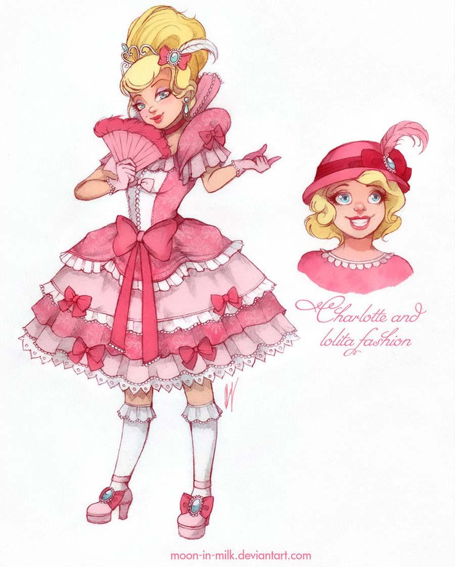 disney-ilustracoes-lolitas-charlotte