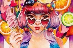As ilustrações coloridas de Rian Gonzales