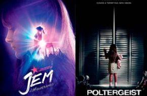 Poltergeist e Jem e as Hologramas, desabafo de fã sobre regravações