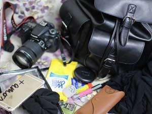 O que levar na bolsa dos parques de diversão - Just Lia | Por Lia Camargo