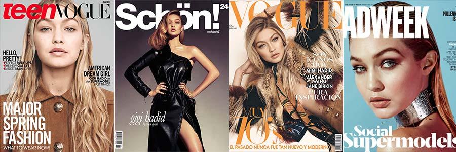 Capas de revistas