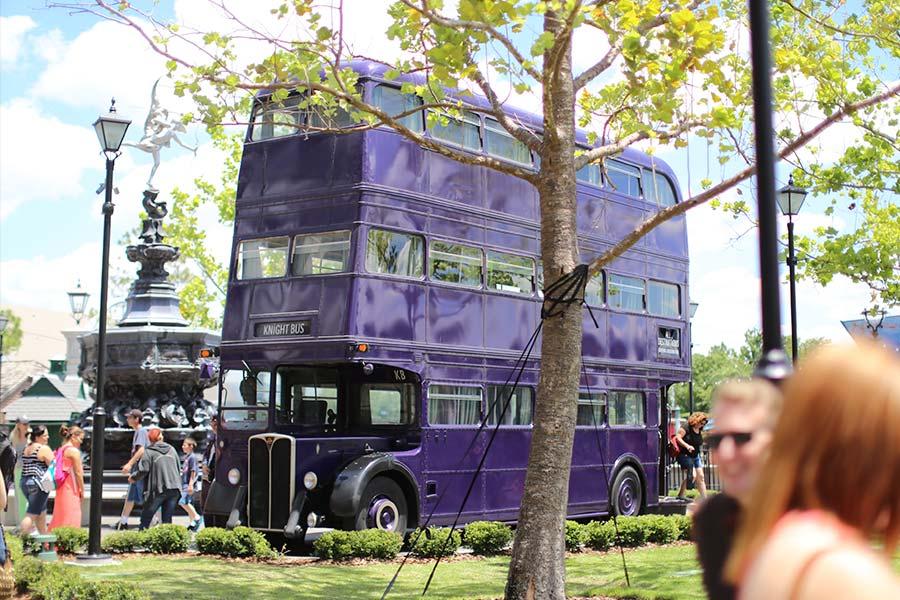 O Noitebus em Londres
