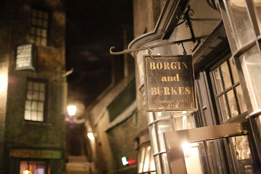 Loja Borgin & Burkes