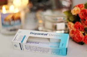 Hidratação especial com Bepantol® Derma Creme