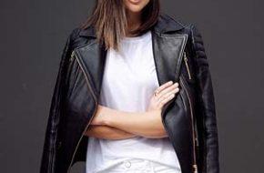 Como usar: Jaqueta de couro