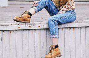 Como usar: Timberland boots