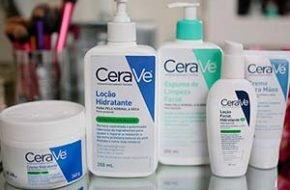 Linha de cuidados com a pele CeraVe®