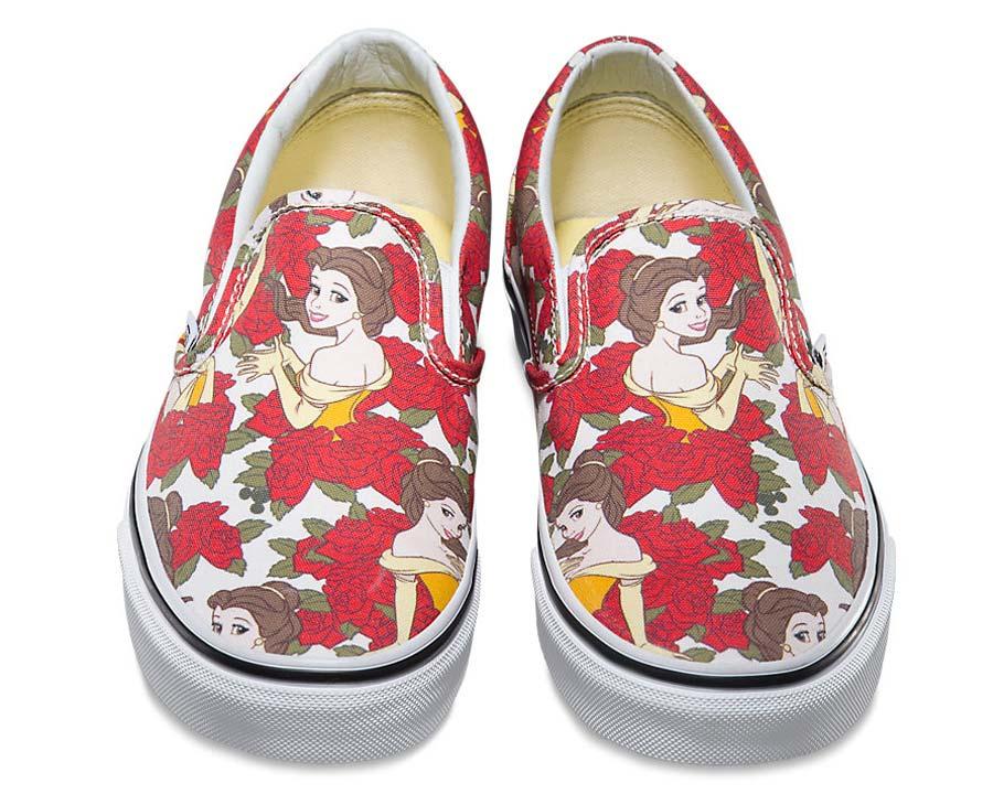 Chinelos Havaianas e tênis Vans das princesas Disney - Just Lia ... bee44f6b20dfa