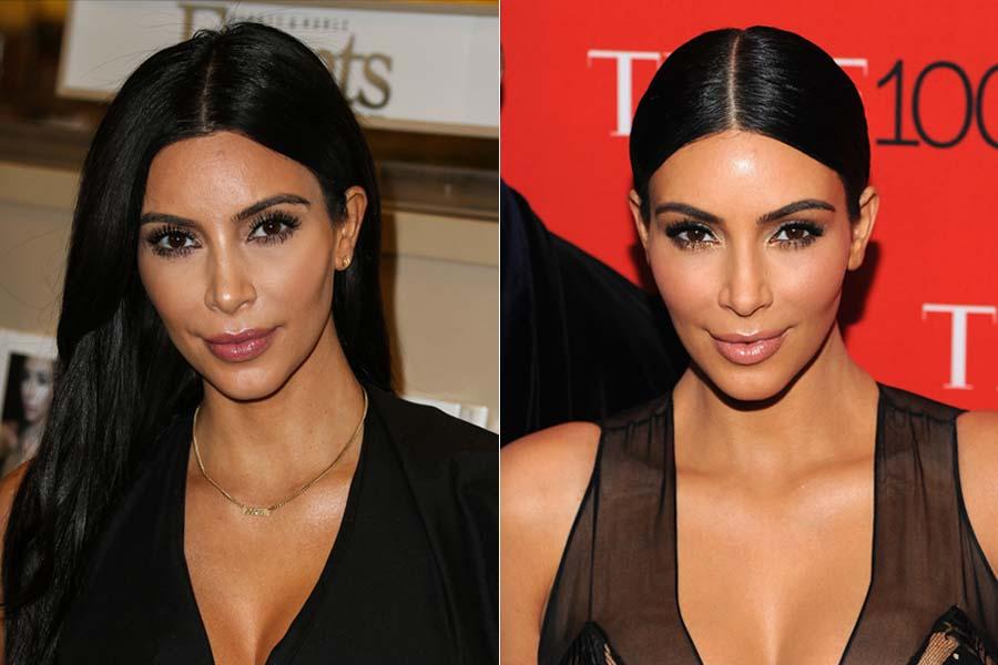 estilo-kimkardashian-maquiagem