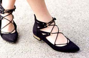 Como usar: Sapato de amarrar (lace up shoes)