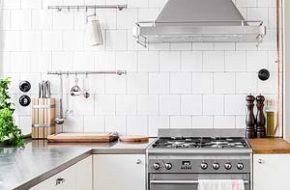 Decoração: Pendurando utensílios na cozinha