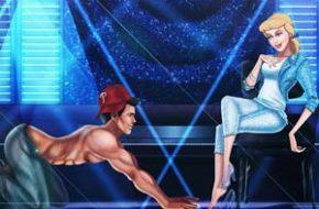 Príncipes Disney como strippers de Magic Mike
