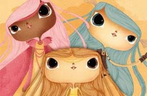 As ilustrações delicadas de Juliana Fiorese