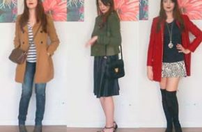Vídeo – Lookbook de inverno