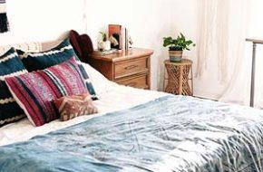 Decoração: Roupa de cama