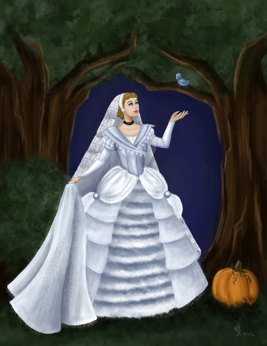 disney-ilustracao-princesasnoivas-historicas-cinderela