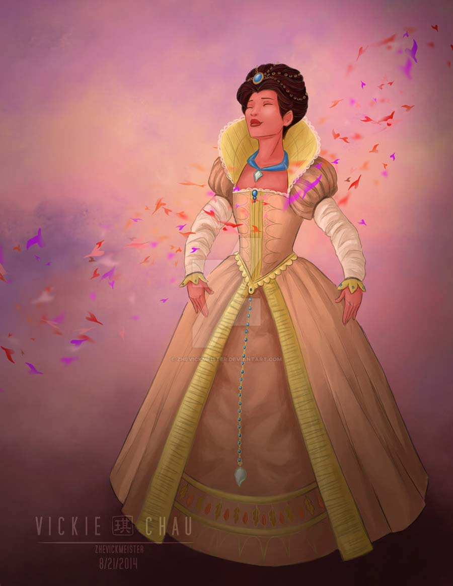 disney-ilustracao-princesasnoivas-historicas-pocahontas