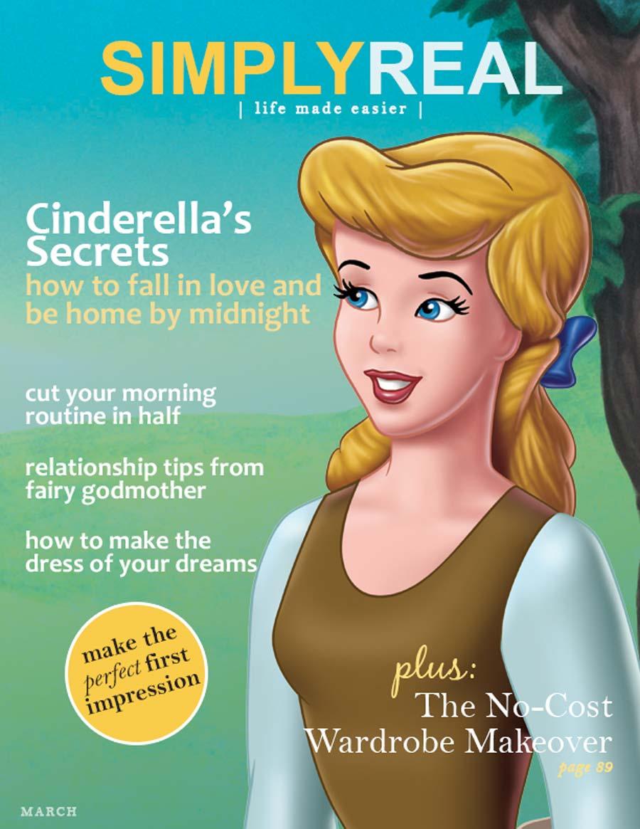 disney-revistas-princesas-cinderela