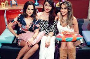 Participando do Look do Dia e do Coisa de Menina na Mix TV
