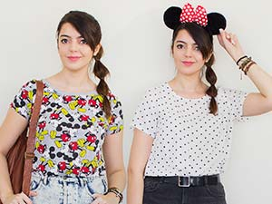 Vídeo - Lookbook parques da Disney - Just Lia | Por Lia Camargo