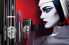 As coleções de maquiagem de Star Wars
