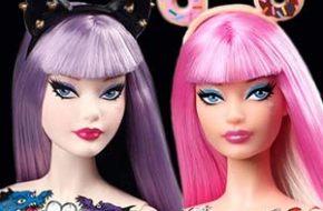 Toyarts e mais uma Tokidoki Barbie