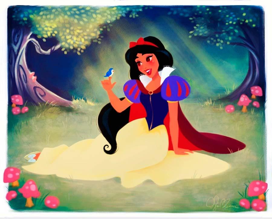 disney-ilustracao-personagensemhistoriastrocadas-jasmine