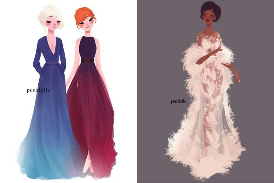 disney-ilustracoes-princesas-vestidosdeestilistasfamosos-005