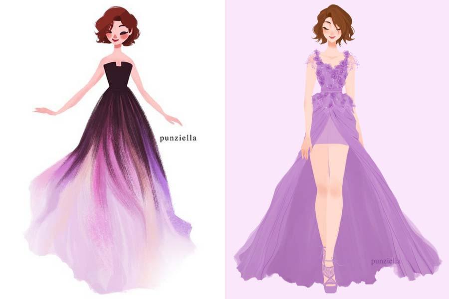 disney-ilustracoes-princesas-vestidosdeestilistasfamosos-008