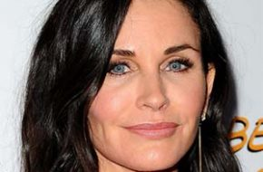 Estilo: Courteney Cox