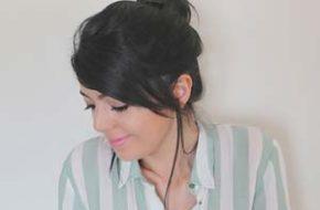Acessórios pra fazer coque e o Blog da Beauty