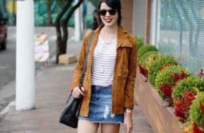 Look do dia: Jaqueta de camurça
