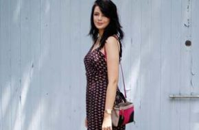 Look do dia: Vestido e sapatilha