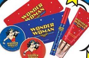 Coleção de maquiagem Missha x Wonder Woman