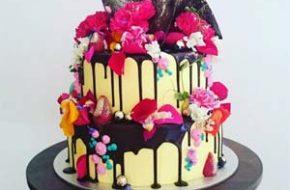 Os bolos decorados da Unbirthday Bakery