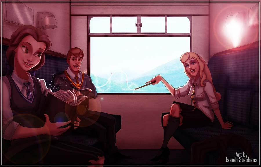 disney-ilustracoes-harrypotter-hogwarts-006