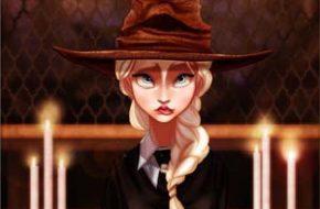 Disney x Harry Potter