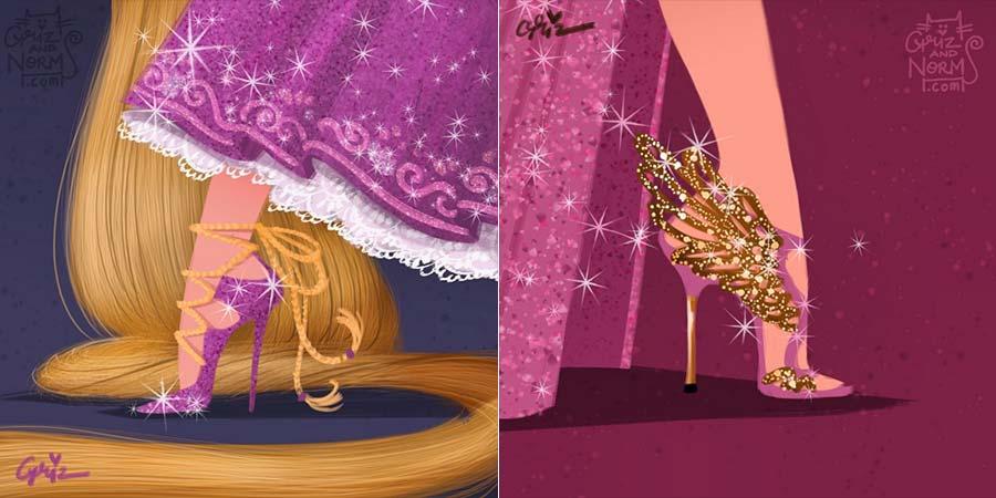 disney-ilustracoes-sapatos007
