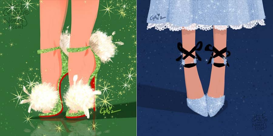 disney-ilustracoes-sapatos010