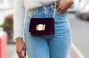 Tendência: Calça jeans de cintura alta