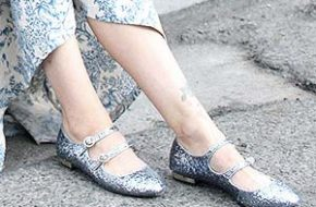 Tendência: Sapato com glitter