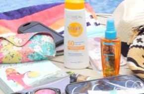 Vídeo – O que tem na minha bolsa de praia (ou piscina!)