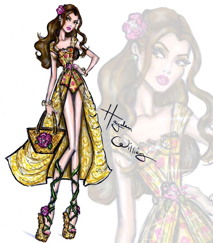 disney-ilustracao-fashion-praia-004